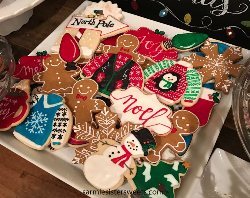 Sugar Cookies are THE ChristmasCookies